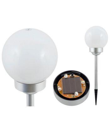 LAMPA SOLARNA KULA 15CM 4 LED P-015