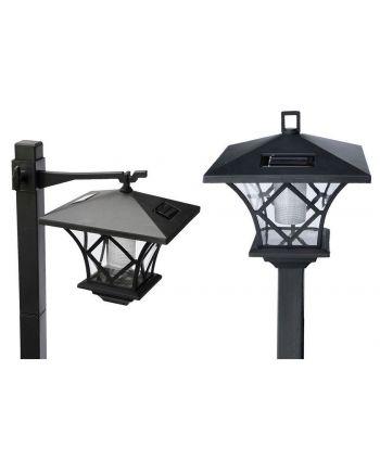 LAMPA SOLARNA LATARENKA 2 LED P-550
